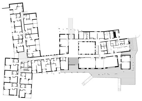 House Plans For Free gallery of concoret housing for the elderly nomade