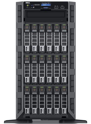 Dell Power Edge T630 16gb Dram 1tb Hdd servidor dell poweredge t630 2x intel xeon e5 2630 8 cores cach 233 20mb ram 16gb disco duro 3