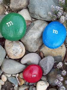 Painted Garden Rocks 40 Of The Best Rock Painting Ideas Kitchen With My 3 Sons