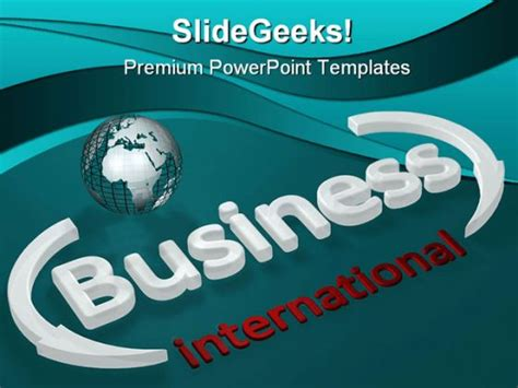 international business powerpoint international business