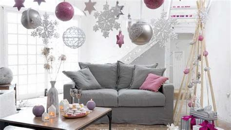 how to decorate your living room for the christmas 3
