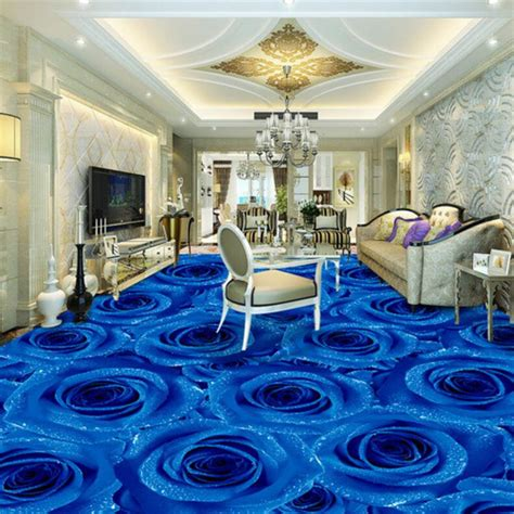 you are shopping for carpet for your living room custom creative blue living room 3d floor painting self adhesive green living room shopping