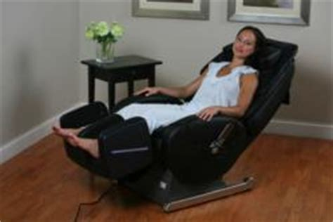 Inada Yume Massage Chair Yume The First Rocking Massage Chair Of Its Kind