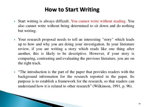 can you start a research paper with a quote how to start research paper how to write an a research