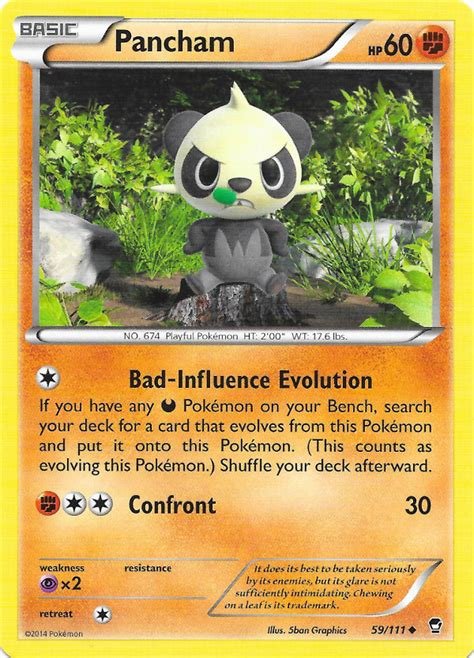 pancham furious fists  bulbapedia  community