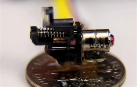 smallest motor smallest stepper motor that one could buy electrical