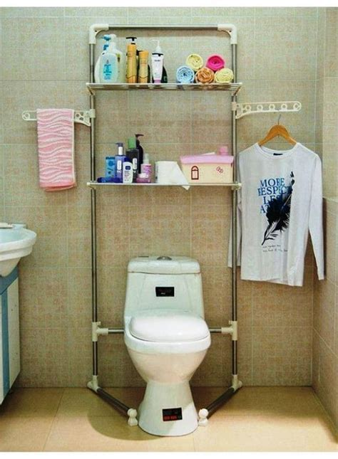10 Useful Over the Toilet Storage   Rilane