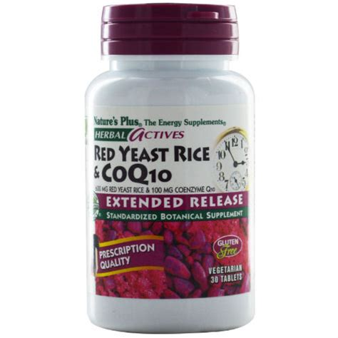 Natures Plus Yeast Rice Gugulipid e r yeast rice 600mg tabs 30 3 pak 3 bottles 50 05ea from natures plus