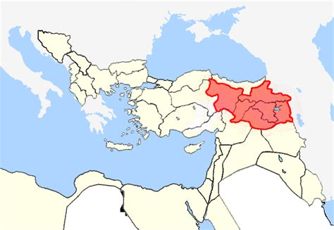 ottoman empire provinces vilayets of the ottoman empire in anatolia