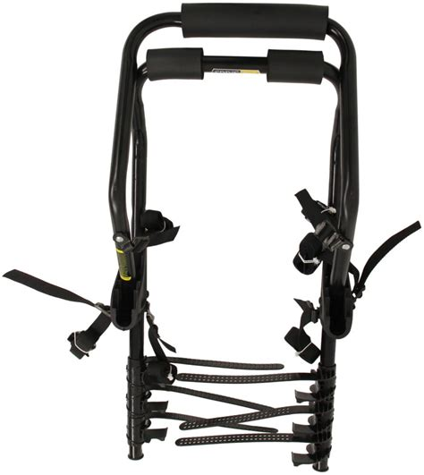 saris sentinel 3 bike carrier fixed arms trunk mount