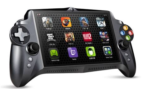 android gaming tablet jxd singularity s192 a 299 gaming tablet with tegra k1 gamepad buttons liliputing