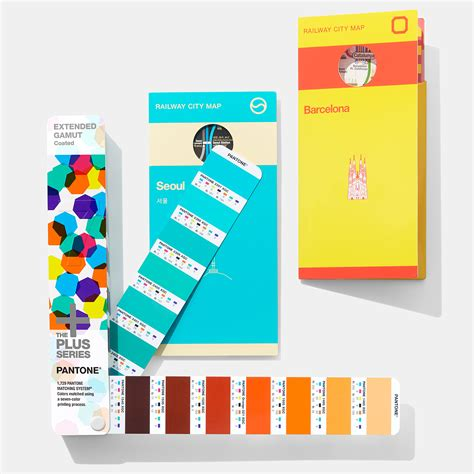 process color pantone extended gamut coated guide