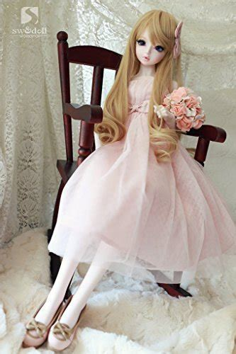 1 4 jointed doll clothes 1 4 dz msd as bjd doll clothes dress dress lace