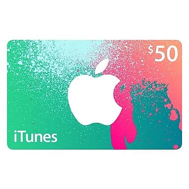 How To Put In Itunes Gift Card - 50 itunes gift card staples