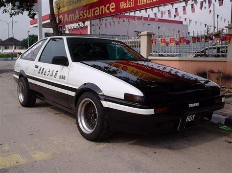 Toyota Trueno Ae86 The Toyota Ae86 Gofather Of Drift
