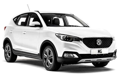 mg zs suv prices specifications carbuyer