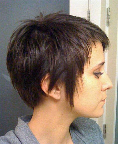 how to cut pixie cuts for straight thick hair 20 short modern haircuts short hairstyles 2017 2018