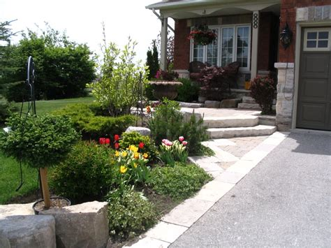 panoramio photo of residential landscaping front yard by bp landscaping