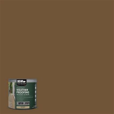home depot paint colors brown behr premium 8 oz sc109 wrangler brown solid color