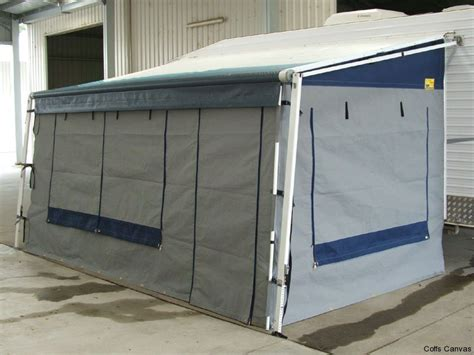 Wall Awning Caravan Annexes 171 Coffs Canvas