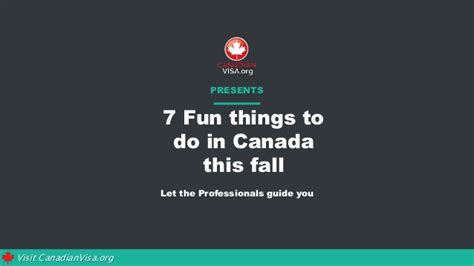 7 Interesting Things To Do In A Traffic Jam by 7 Things To Do In Canada This Fall