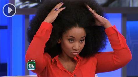 whats with dr rachael ross hair dr rachael ross hair black hair products natural