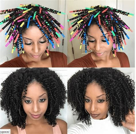 short straw set hairstyles straw set on natural hair