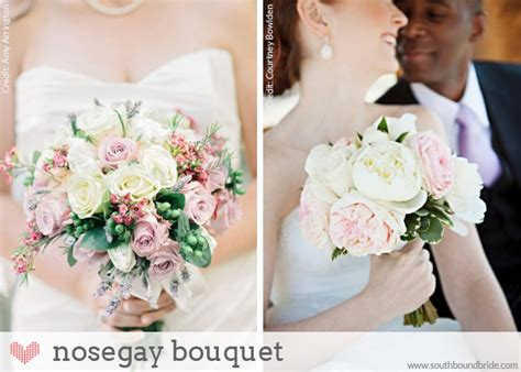 Wedding Bouquet Glossary by A Southbound Guide To Bouquet Types