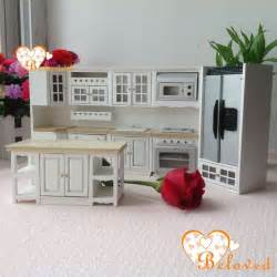 miniature dollhouse kitchen furniture bl 1 12 dollhouse miniature diy furniture wood oak kitchen