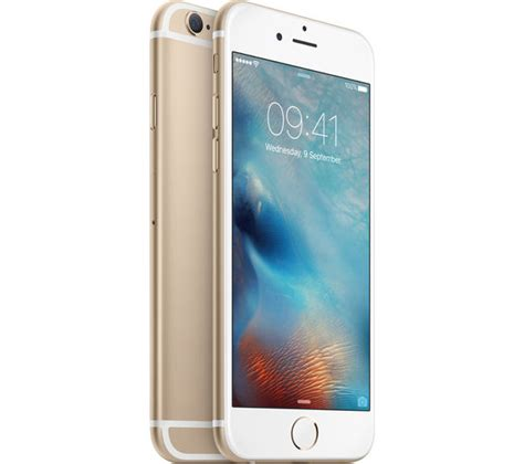 buy apple iphone 6s 64 gb gold free delivery currys