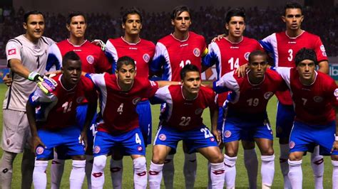 fifa world cup 2014 costa rica national football team