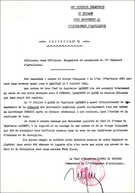 Exemple De Lettre De Démission Tunisie Modele Ordre De Mission Tunisie Document