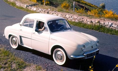 1961 renault dauphine renault dauphine norway 1961 obsessions style design
