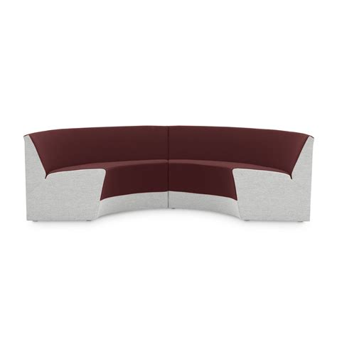 King Sofa King Soffa Semi Circle Offecct