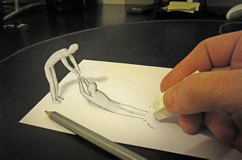 cara membuat gambar naruto 3d di kertas cara membuat lukisan 3 dimensi sederhana di kertas