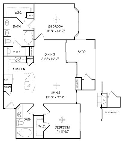 regency park floor plan www regencyparkapts net regency park apartments in austin tx