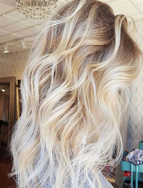 Color Hairstyles For Blonde Hair | blonde hair colors for 2017 50 fabulous pictures of