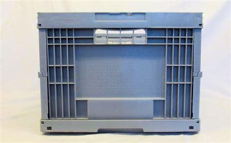 cassetta pieghevole cassetta portaoggetti pieghevole nautex idee e