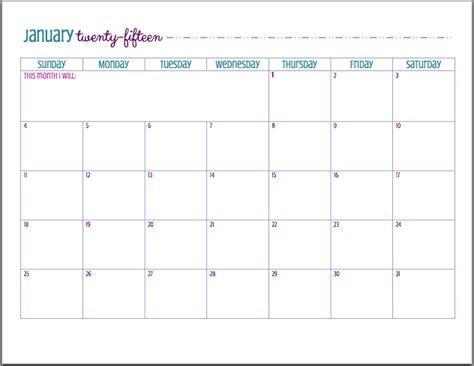 printable calendar 2015 girly free printable 2015 calendar just a girl and her blog