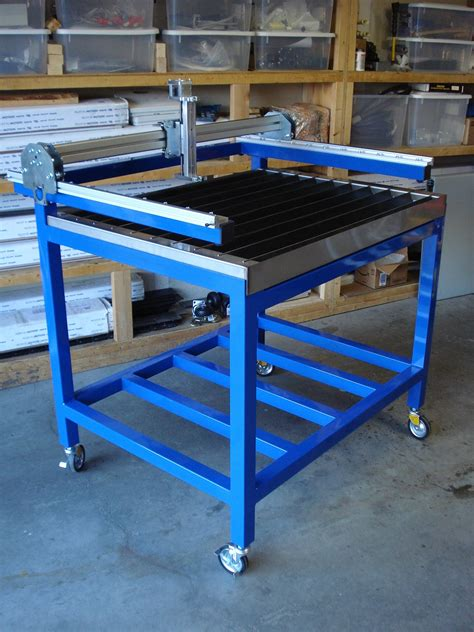 precision plasma llc 2x3 plasma table with stainless water
