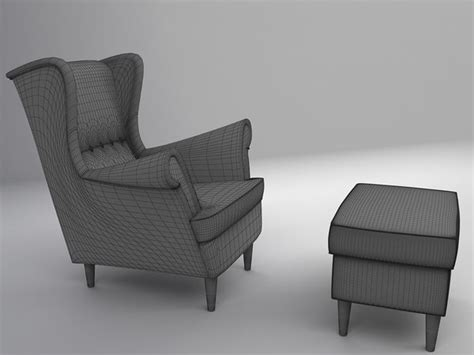 Strandmon Wing Chair Review by Wing Chair 3d Max