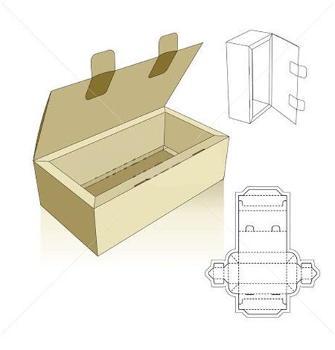 templates for boxes with lids 524 best images about box on pinterest packaging design