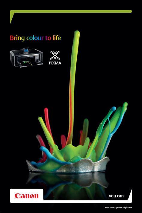 color ad bring color to