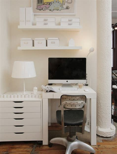 trendy ikea home office design for 2012 home design ideas 24 minimalist home office design ideas for a trendy