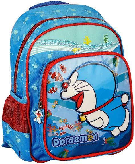 buy doraemon school bag 12 inches india best price