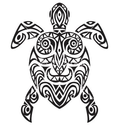 turtle outline for tattoo pictures to pin on pinterest