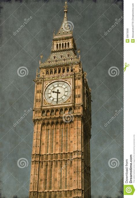 imagenes vintage big ben big ben vintage royalty free stock image image 30873506