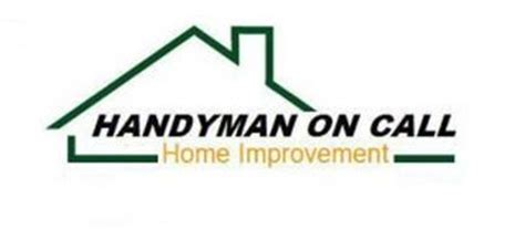 handyman on call home improvement trademark of smith