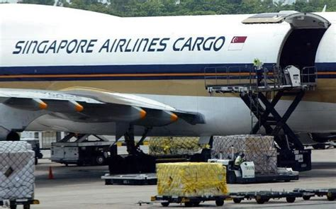 struggling cargo business dragging asian airlines