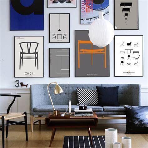 Ste Da Parete Ikea by Tanskalaista Julistedesignia Valkoinen Harmaja